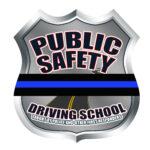 SHALENA SATTERWHITE DRIVING SCHOOL LOGO blue line